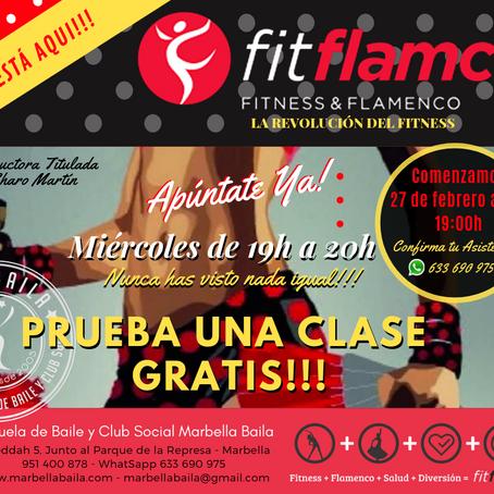 Fit Flamc La Revolución del Fitness en Marbella Baila