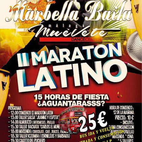 Mini Maratón Latino
