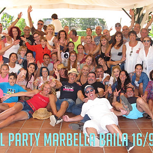 Pool Party Marbella Baila