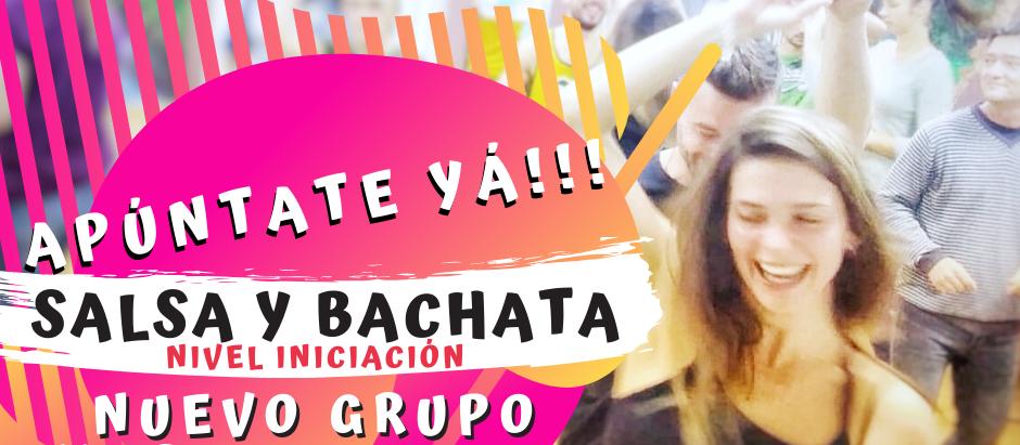 Nuevo!!! Nivel Iniciación de Salsa-Bachata en Marbella Baila...