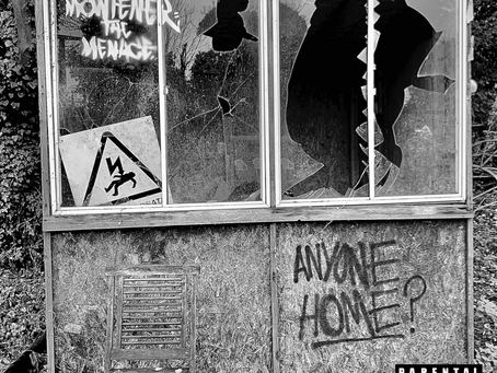 Montener the Menace - Anyone Home? (Review)