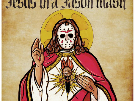 Karlow - Jesus in a Jason Mask (Review)