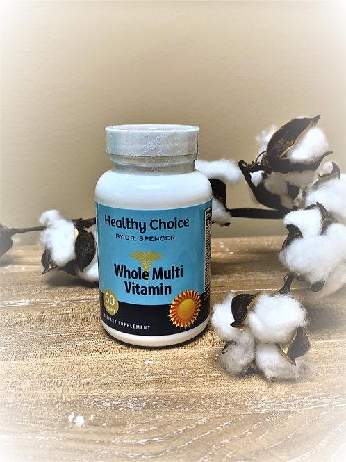 Whole Multi Vitamin
