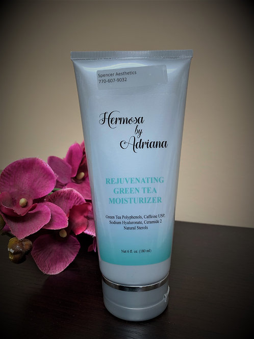 Hermosa Rejuvenating Green Tea Moisturizer