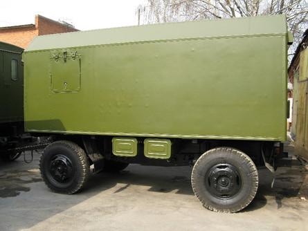 Заключен договор поставки на прицеп фургон специального назначения
