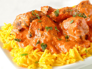 indian food with pilau rice on plate.png