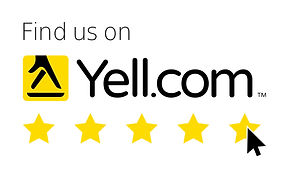 Find Us On Yell Logo Image