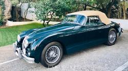 Jaguar XK150 Drophead Coupe