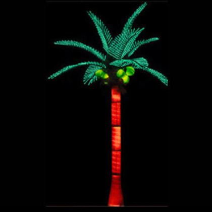 LED Coconut Palm Tree 3mtr