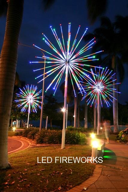 Led Fireworks Strand
