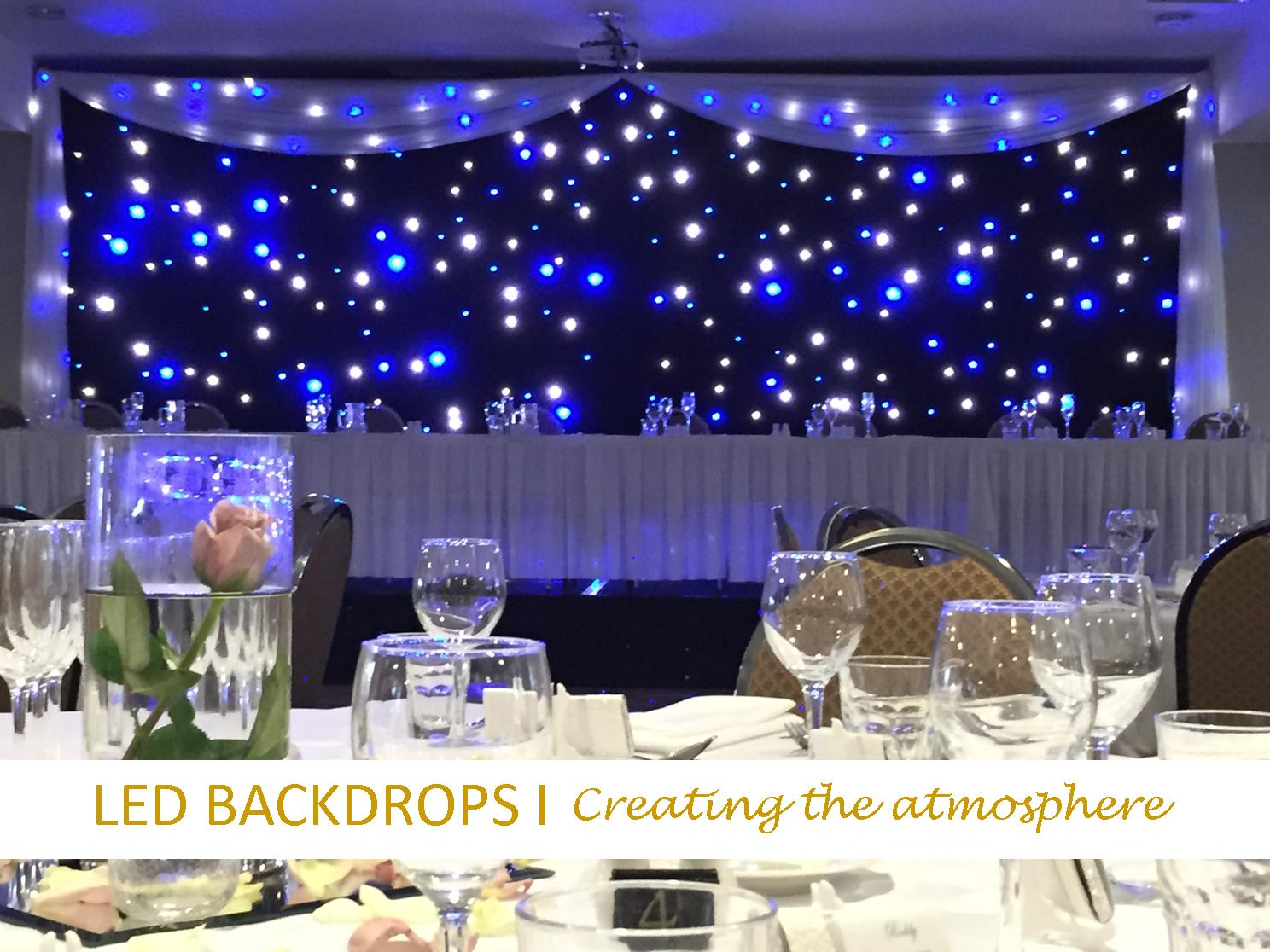 Led Backdrop Mercure