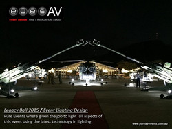 Pure Events Legacy Lighting