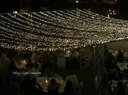 Fairy Light Canopy Mercure