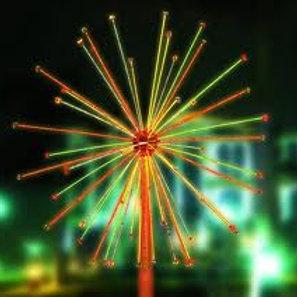 3mtr Outdoor 24volt commercial grade led fireworks