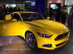 Mustang Launch Townsville