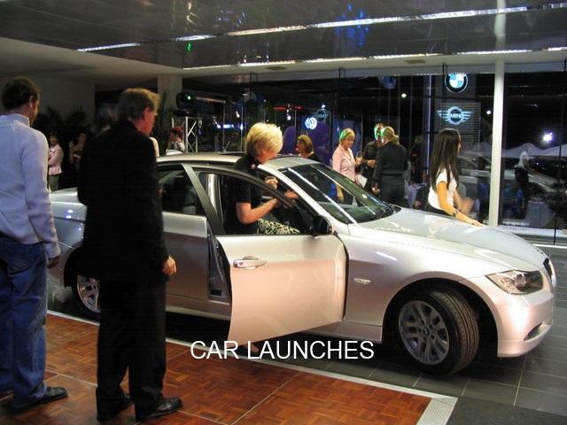 BMW Car launch