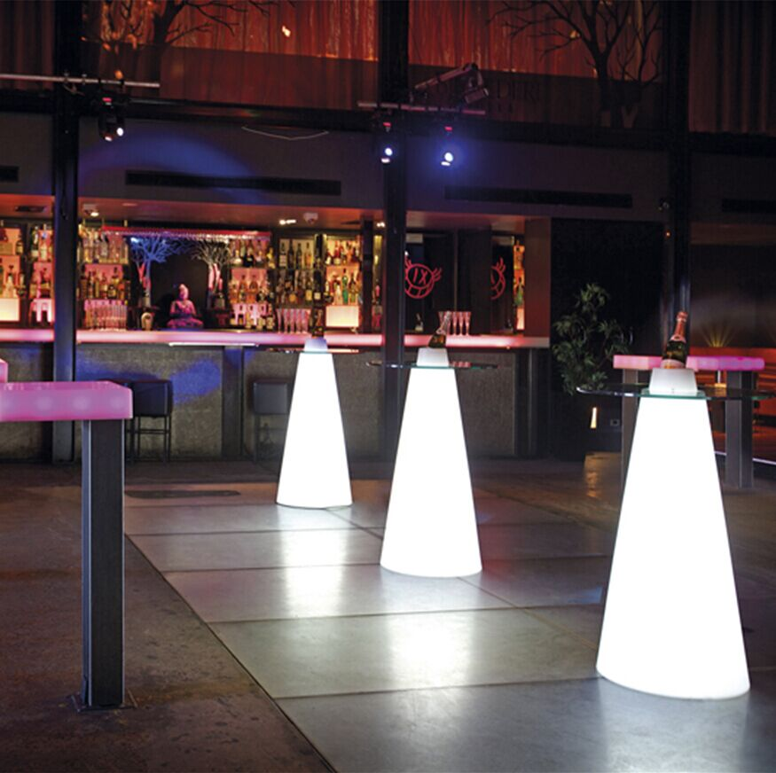 LED Drybars
