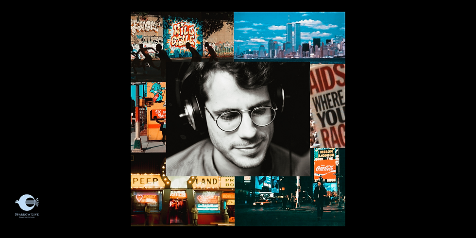 Letters from New York: the Music of Chris DeBlasio