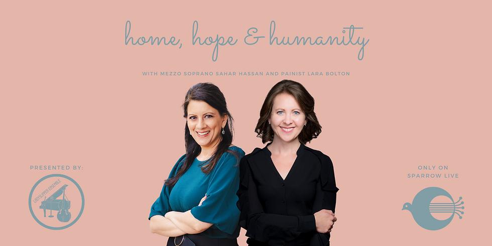 Home, Hope & Humanity