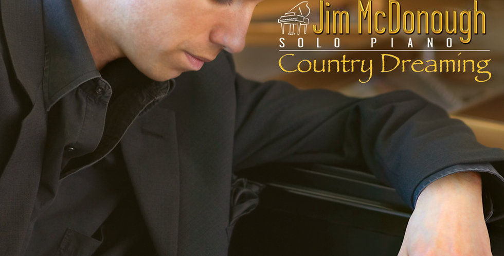 Country Dreaming - CD