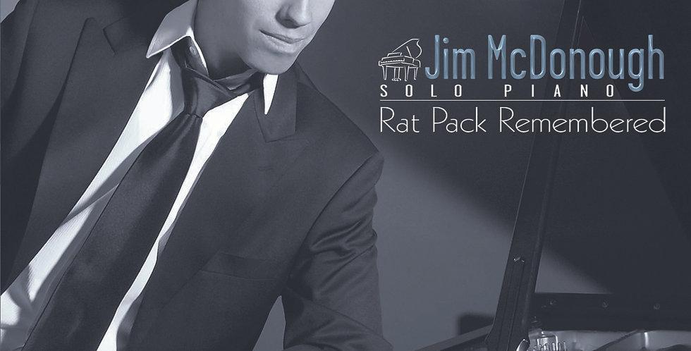 Rat Pack Remembered - CD