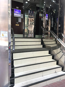 Teda Building entrance