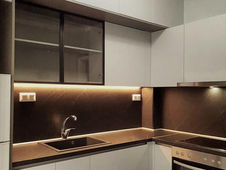 Modern and Stylish Kitchen