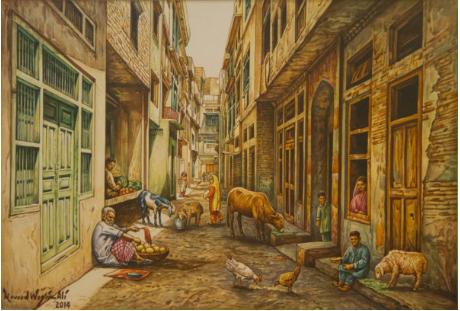 Naweed Wazir Ali (2014)