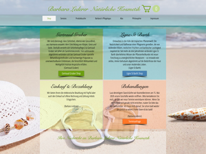 Website von Barbara Lederer