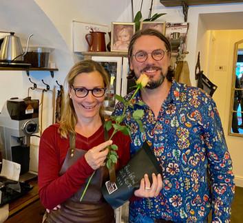 KaffeeWerkstadt Daniela und Pierre Rak