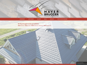 Website von Josef Mayerbrugger