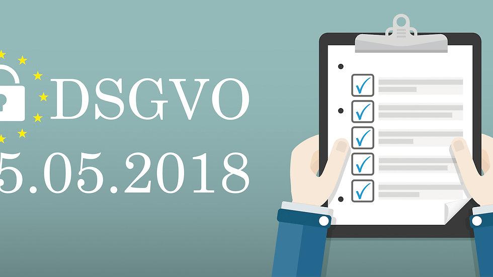 RS3: Datenschutzerklärung gem. DSGVO