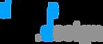 dmorpheus.design logo blau-schwarz trans