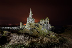Castle Sinclair Girnigoe, Scotland
