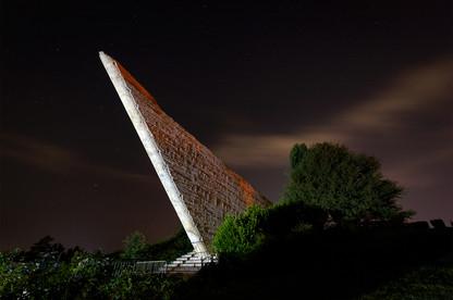 Viktorovac Cemetery Monument, Sisak, Cro