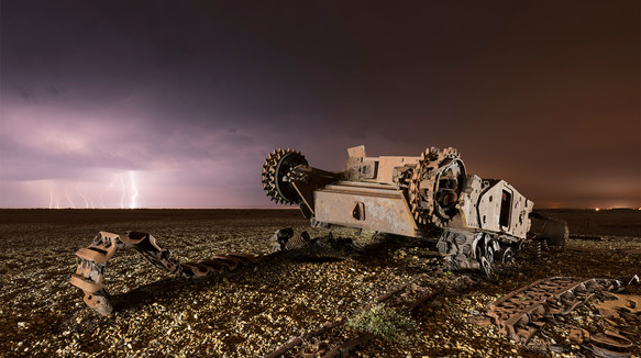 Churchill Tank, UK