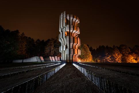 Monument to the Revolution, Kozara, Bosn