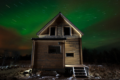 Abandoned Home, Norway