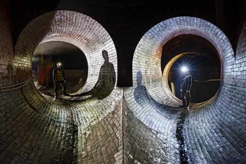 London Sewers, UK