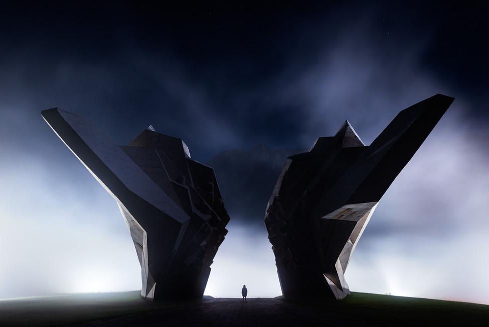 Monument to the Battle of Sutjeska, Tjen