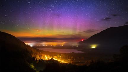 Lake District Aurora