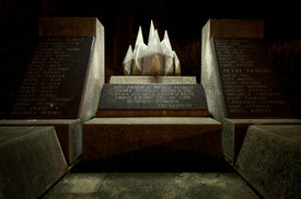 Monument to Fallen Fighters, Tribalj, Cr