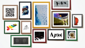 PICTURES AT APO'S EXHIBITION