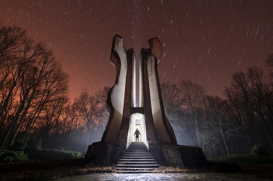 Monument to the Detachment in Brezovica