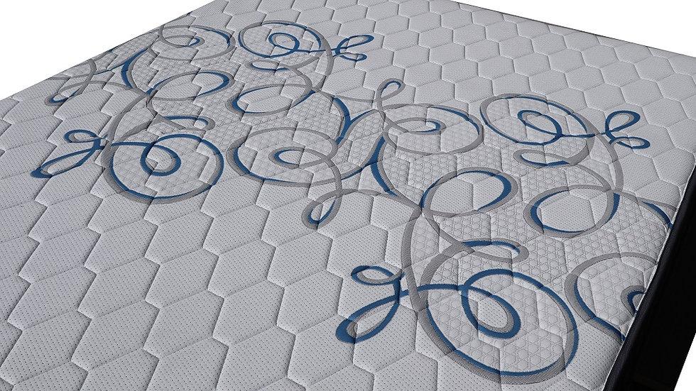 Single Mattress Gel Foam Series 5 (pocket spring+gel foam)
