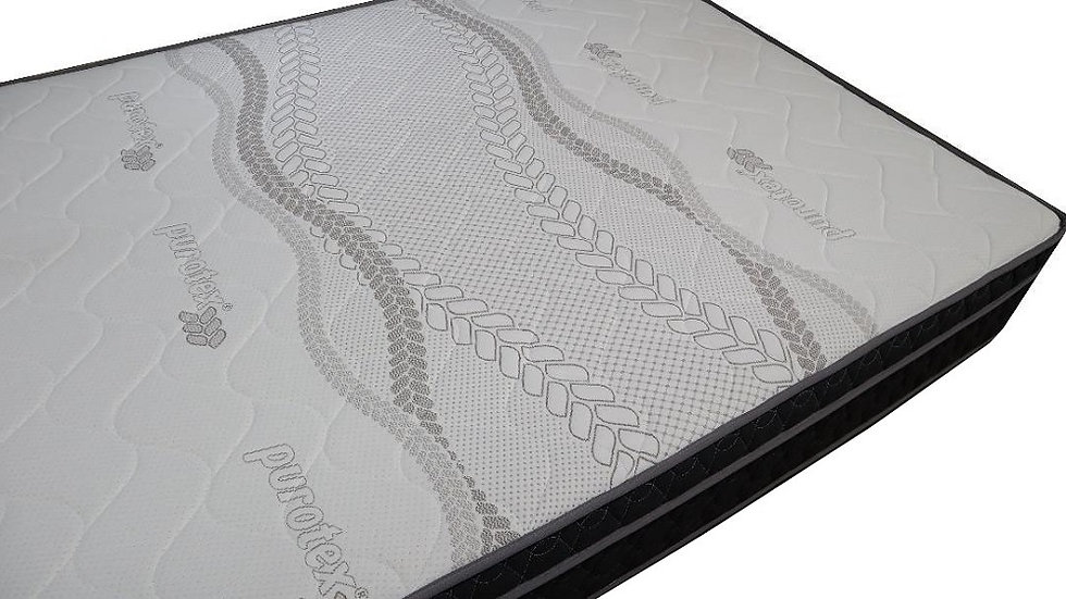 Long Single Mattress Latex Series 4 (pocket spring+latex)