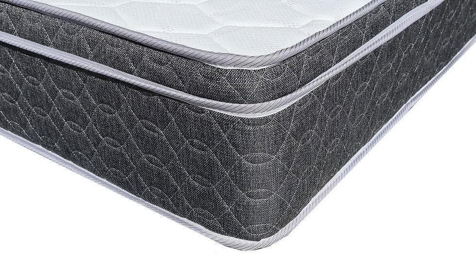 Long Single Mattress Gel Foam Series 3 (Classic spring+gel foam)