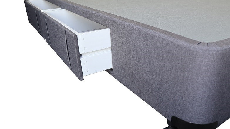 Ensemble base Type 5, with 4 drawers