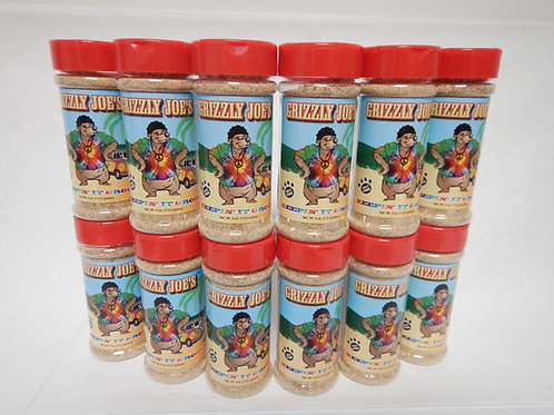 "12 PACK OF KEEPIN' IT GROOVY ""Salt Free!!!"""