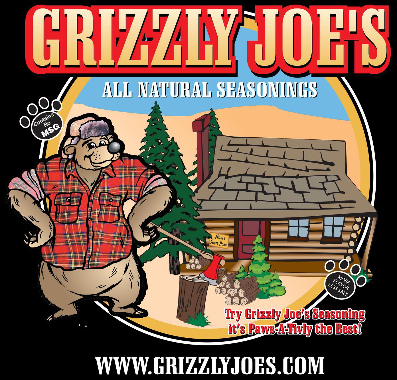 Grizzly Joe's Seasonings | Reviews